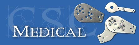 medical stamped metal parts